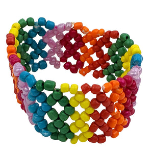 Handmade Multi Color Bracelet