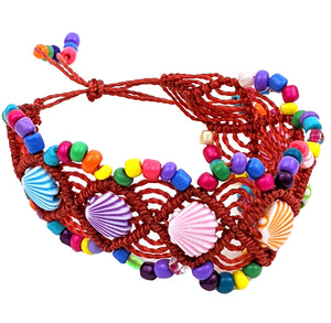 Handmade Multi - Color Bracelet