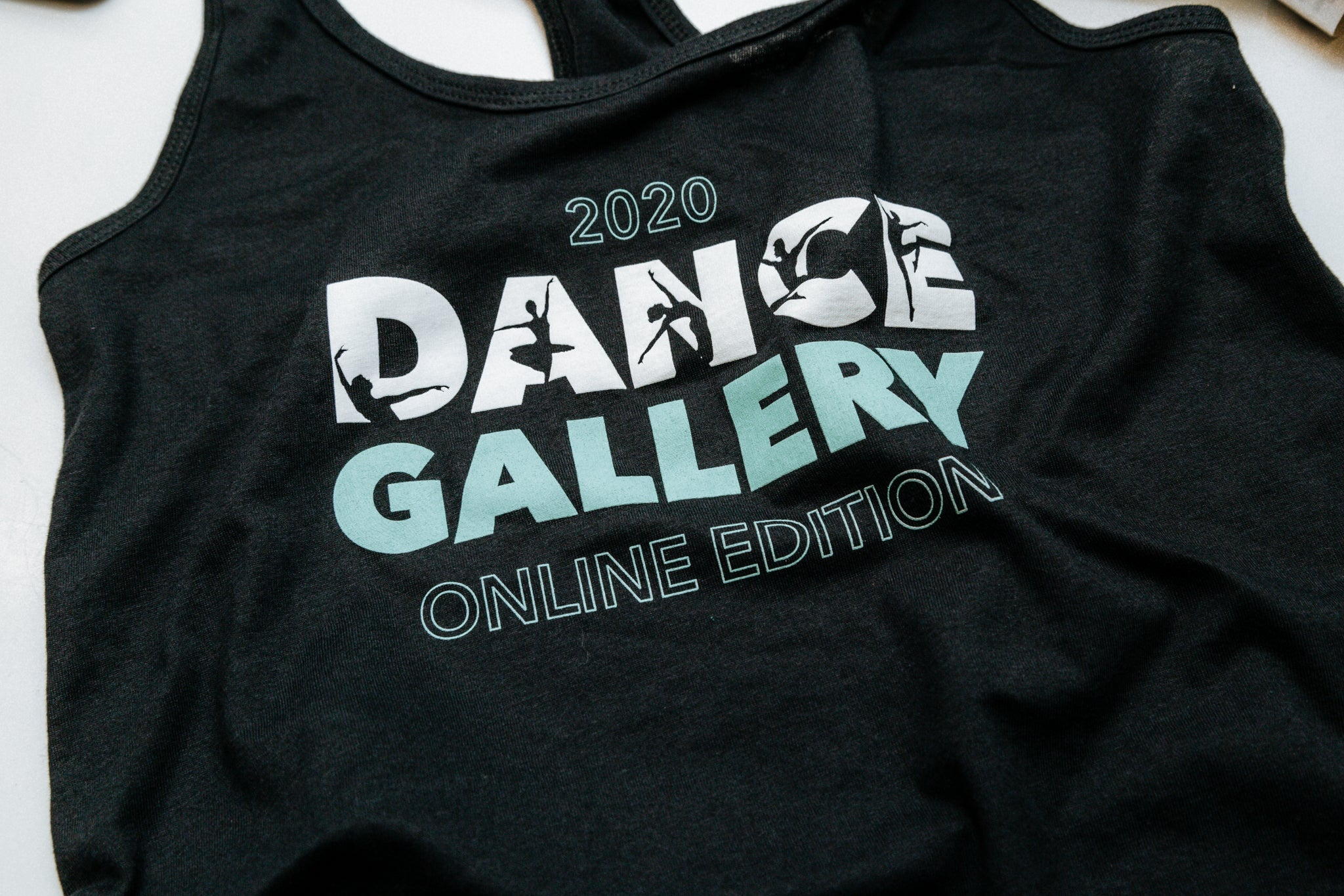 Dance Gallery of South Dakota 2020 Shirt Design
