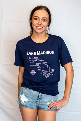 Lake Madison - Tees