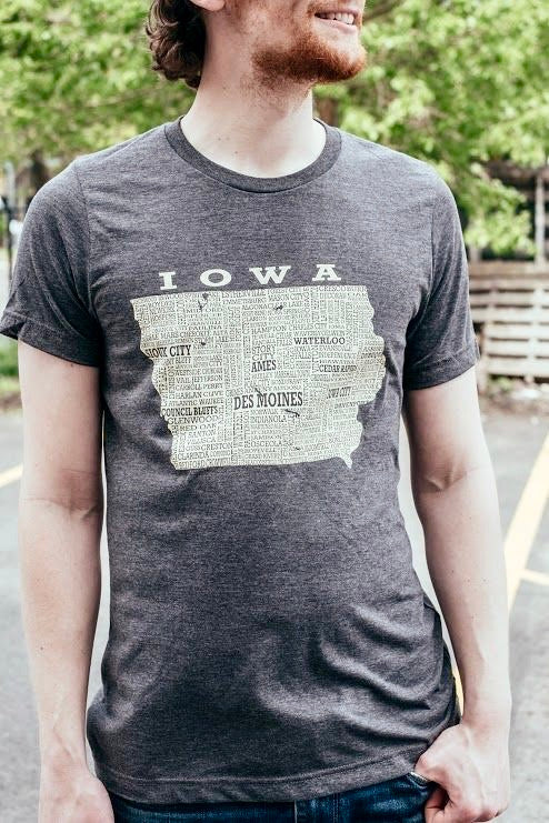 Hometown Iowa - Tees