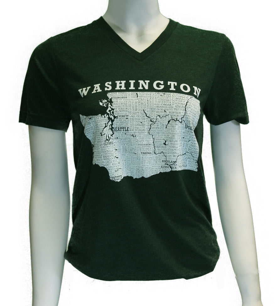 Hometown Washington - Tees