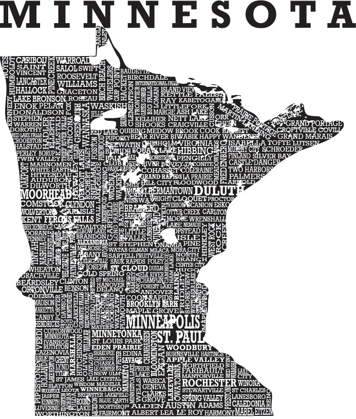 Hometown Minnesota -Tank