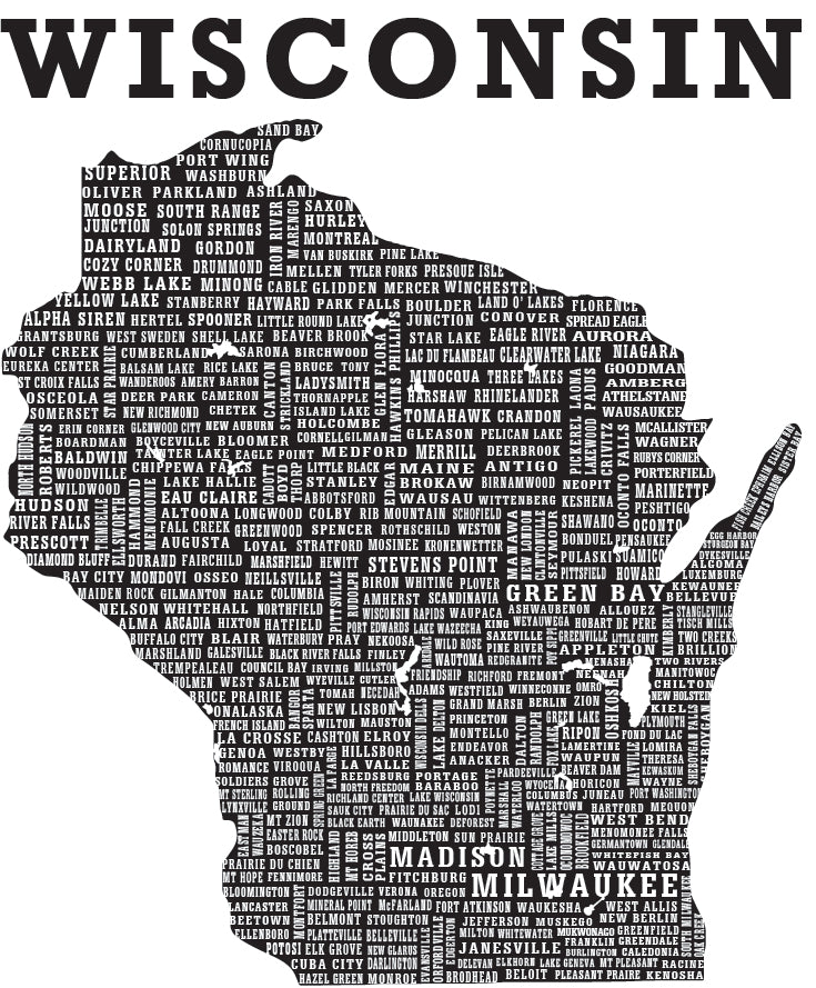 Hometown Wisconsin - Tank