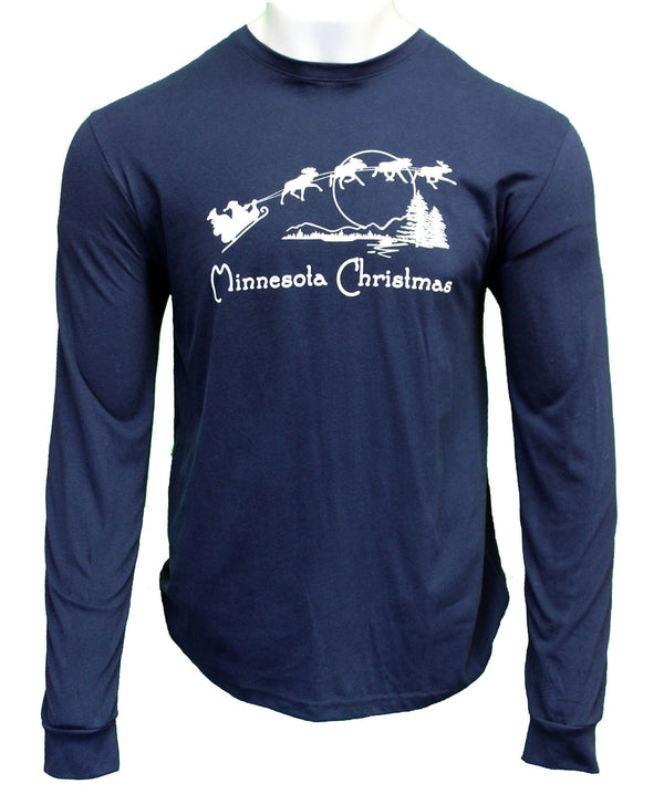 Minnesota Christmas - Long Sleeve