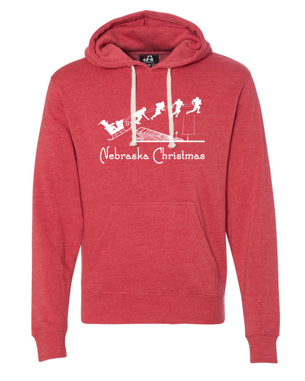 Nebraska Christmas - Sweatshirt