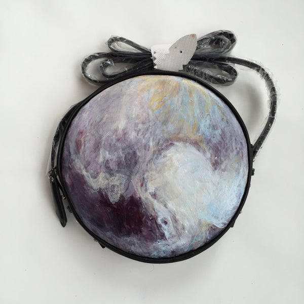 Hand Painted Pluto Bag
