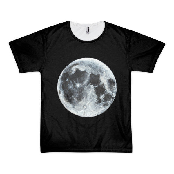 Moon Painting Unisex T-Shirt