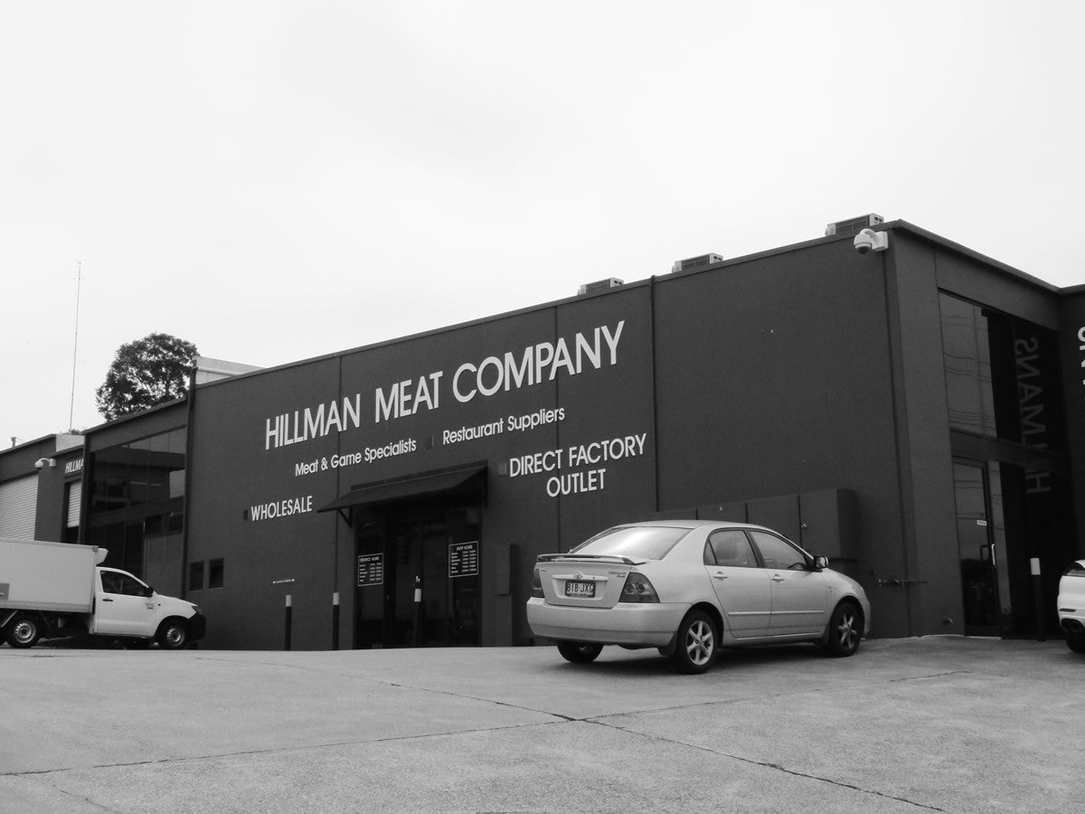 8ba50a54c055f8 Now open to the public – check out our factory outlet - Hillman Meat ...
