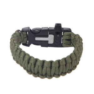 Premium 5 In 1 Survival Bracelet