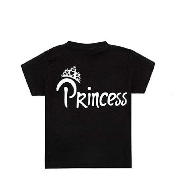 Royal Crown Family Matching Tee