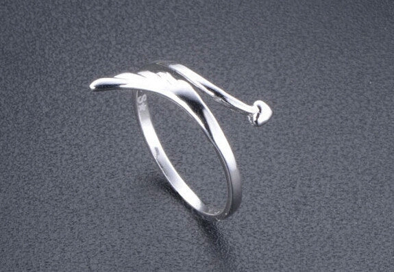 Exquisite Angel Wing Ring