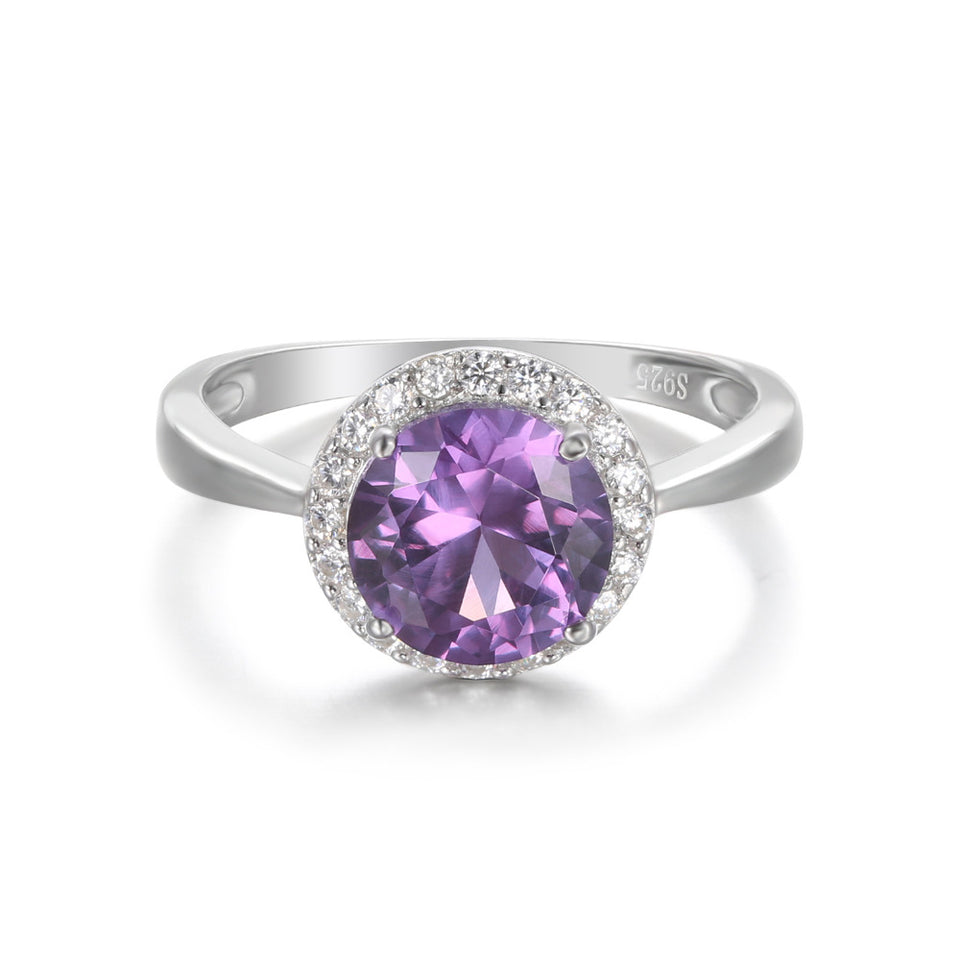 alexandrite v queen engagement deals ring products victoria rings birthstone june