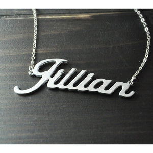 Any Personalized Name Necklace
