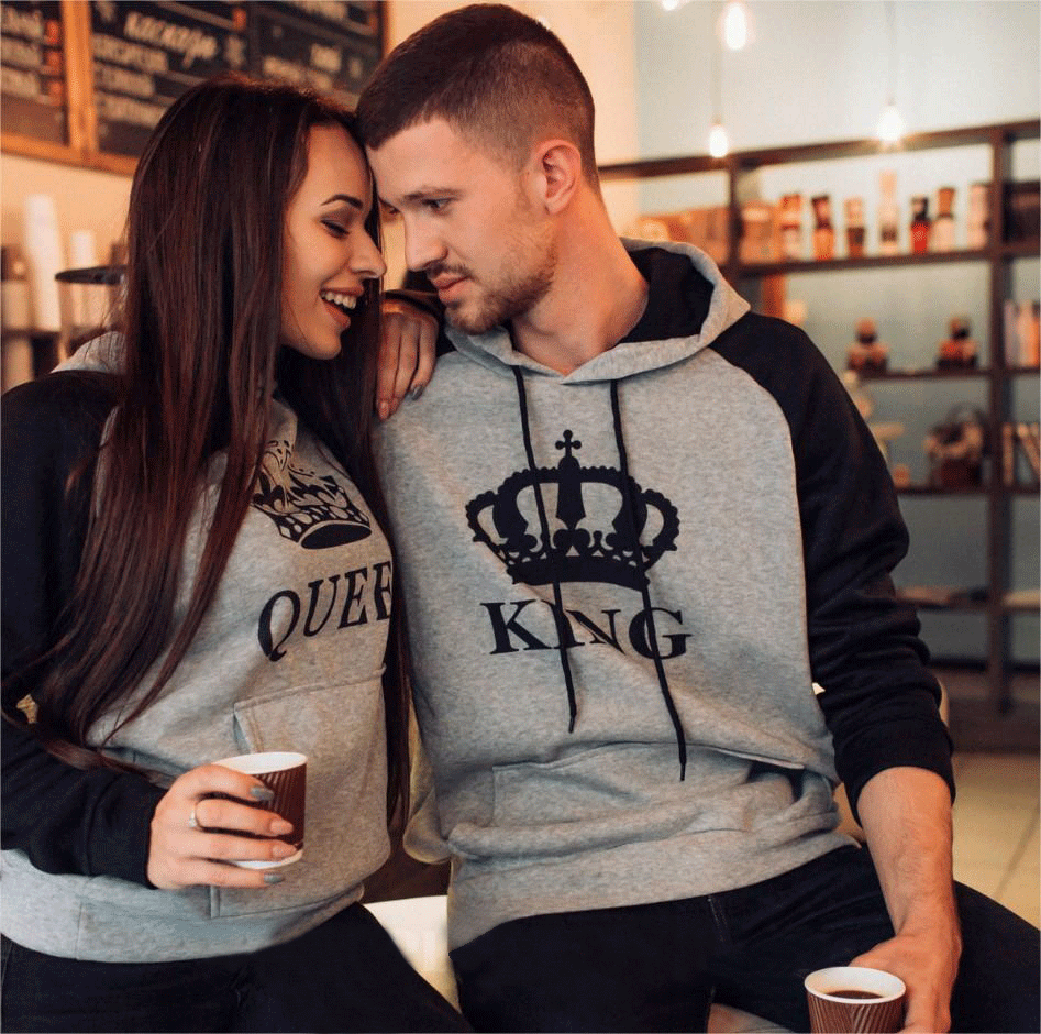 Madison King Queen Hoodies