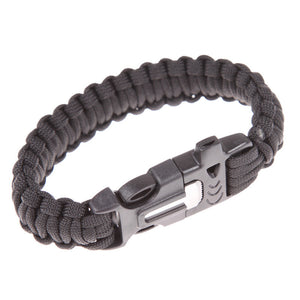 5 In 1 Survival Bracelet