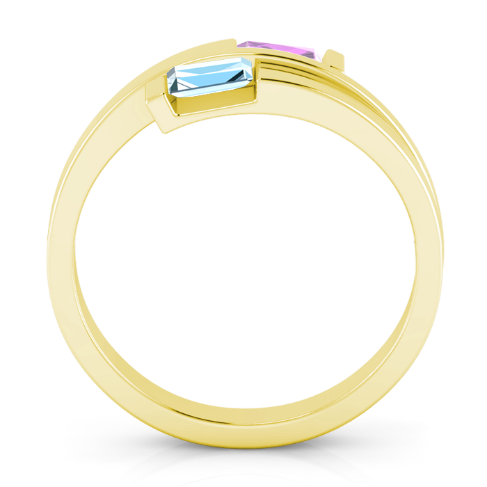 Double Matching Bypass Ring