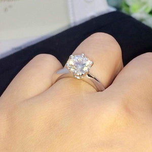 The Madison 2 Carat Diamond Ring