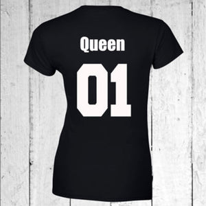 King / Queen Couple Shirts