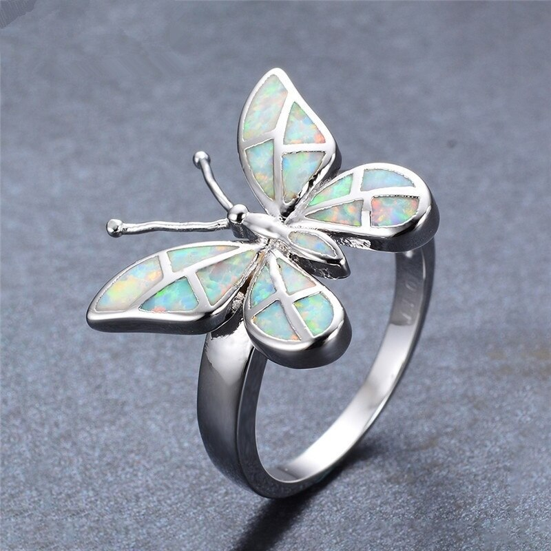 New Arrival Flying Butterfly Ring