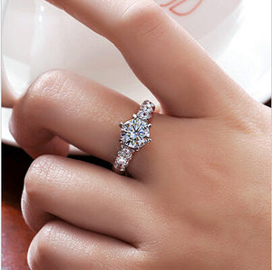 Promesse d'amour Ring