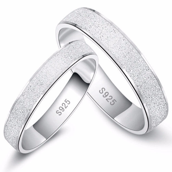 Eternity White Gold / Silver Ring