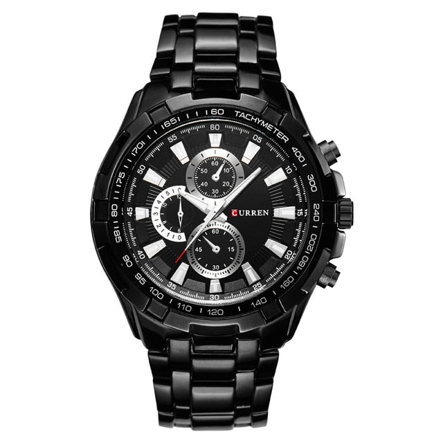 Curren - Flawless Military Grade Luxury Watch - Limited Edition