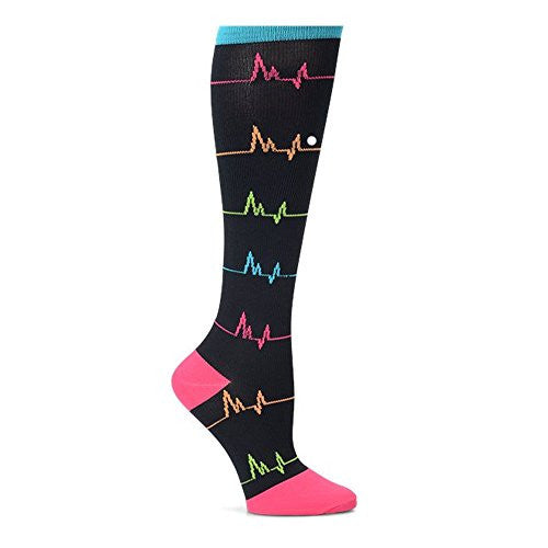Madison Audrey Nurse Mates Women's 12-14 mmHg Compression Trouser Sock