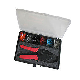 SWA Insulated Bootlace Ferrules & Tool Kit - Greendays Lighting Ltd