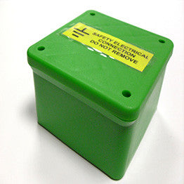 Earth Rod Inspection Box - Greendays Lighting Ltd