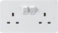 Pure Range Switched Sockets - Greendays Lighting Ltd