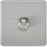 Screwless Range of  Dimmer Switches 40-400W rating - Greendays Lighting Ltd