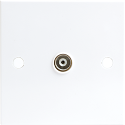 1G TV Socket (isolated) - Greendays Lighting Ltd