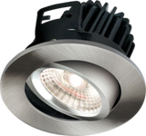FireKnight IP20 Tilt Downlight - Greendays Lighting Ltd