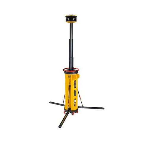 Defender 110V LED Luminator Floodlight Tower - Greendays Lighting Ltd
