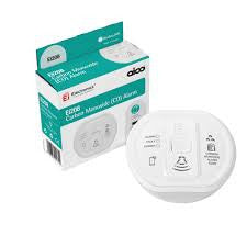 Aico EI208 9v Battery Carbon Monoxide Alarm - Greendays Lighting Ltd