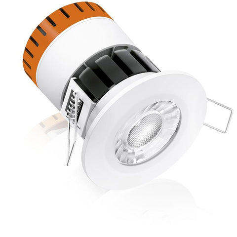 EnLite EN-DE8 8W Fixed Dimmable Fire Rated LED Downlight