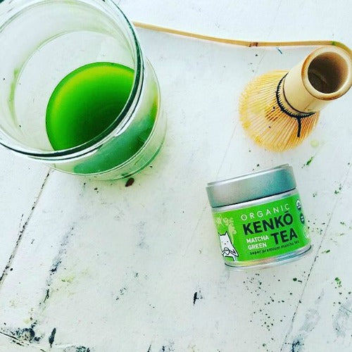 Matcha can help detox your body, prevent cancers, and promote weight loss