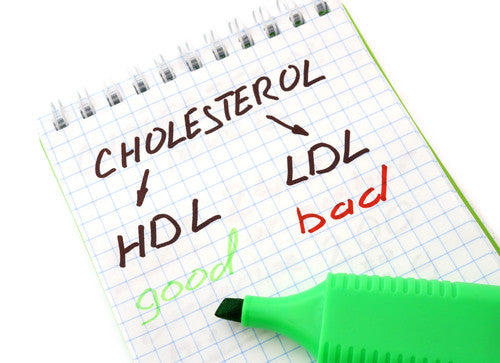 Cholesterol can be good and bad for your health, depending on the type and the size of the molecules