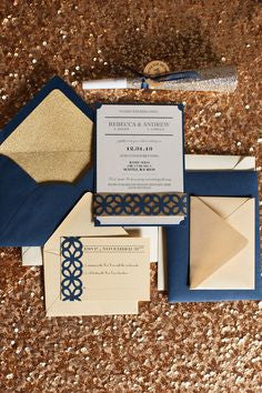 CBC's Guide To Wedding Stationery Etiquette