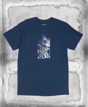 Midnight Sun Tee Navy