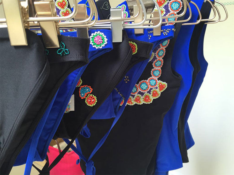Sassi Luxury Beaded Swimwear