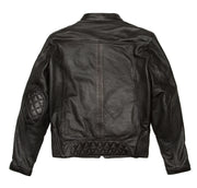 """DIRT TRACK"" BLACK  JACKET"