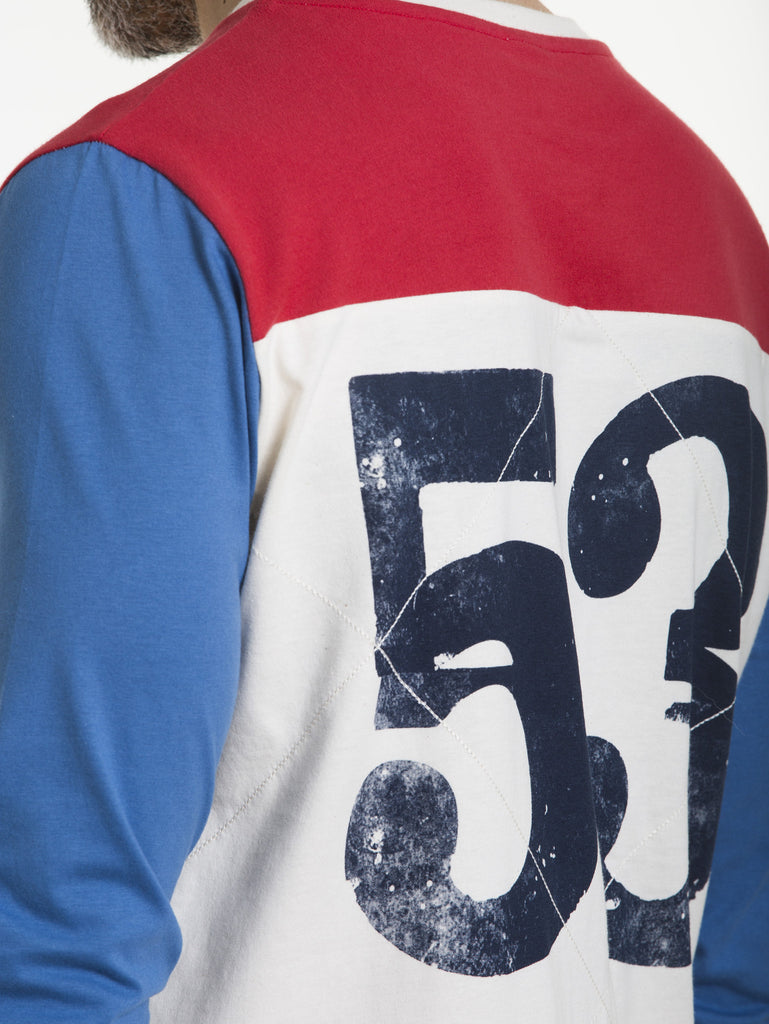 "Fuel t-shirt ""53"" long sleeve"