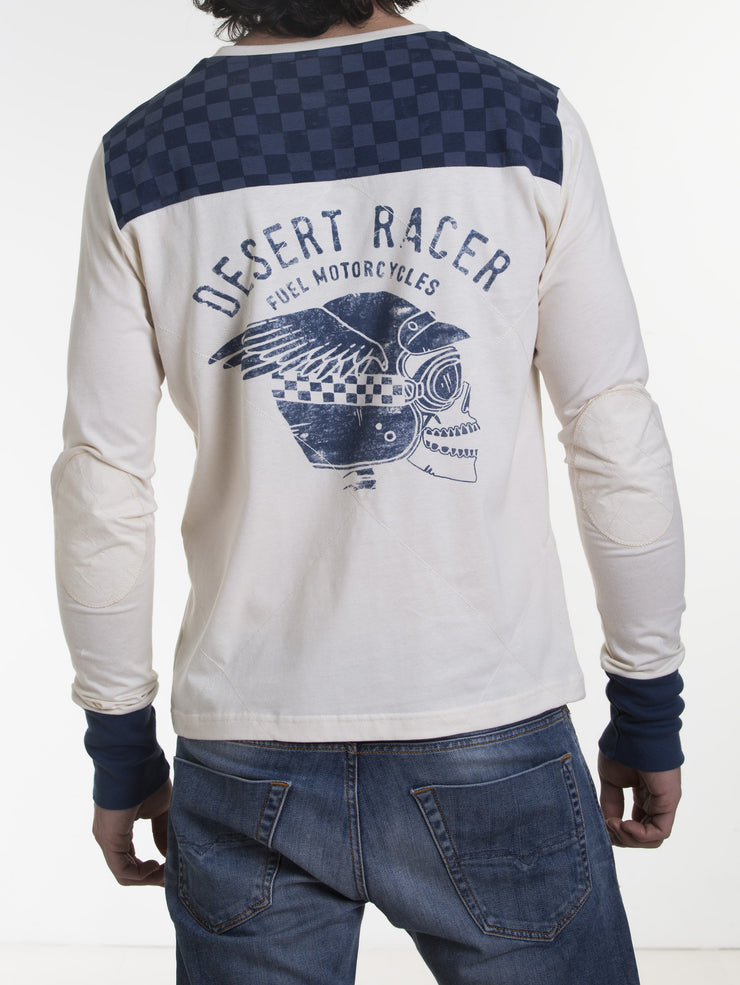 "Fuel t-shirt ""DESERT"" long sleeve"