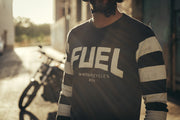 "FUEL ""NEWSTRIPES"" LONG SLEEVE"