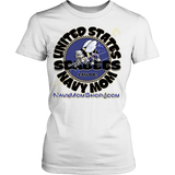 United States Seabees Navy Mom T-Shirt - Vietees Shop Online