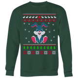Bunny Rabbit- Ugly Christmas Sweatshirt & Hoodie - Vietees Shop Online