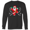 Image of 2 Chainz ugly Christmas sweater dancing Santa T-shirt - Vietees Shop Online