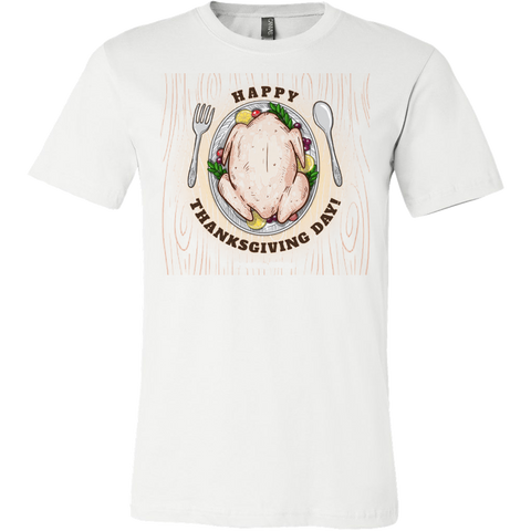 Happy thanksgiving day T-shirt - Vietees Shop Online